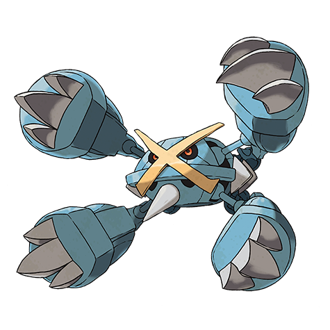 Mega-Metagross
