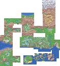 Die Joka-Region Jubiläumsmap