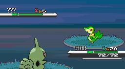 Pokémon-Fanart: *unerforschtes Pokémon*