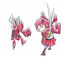 Scherox Gijinka