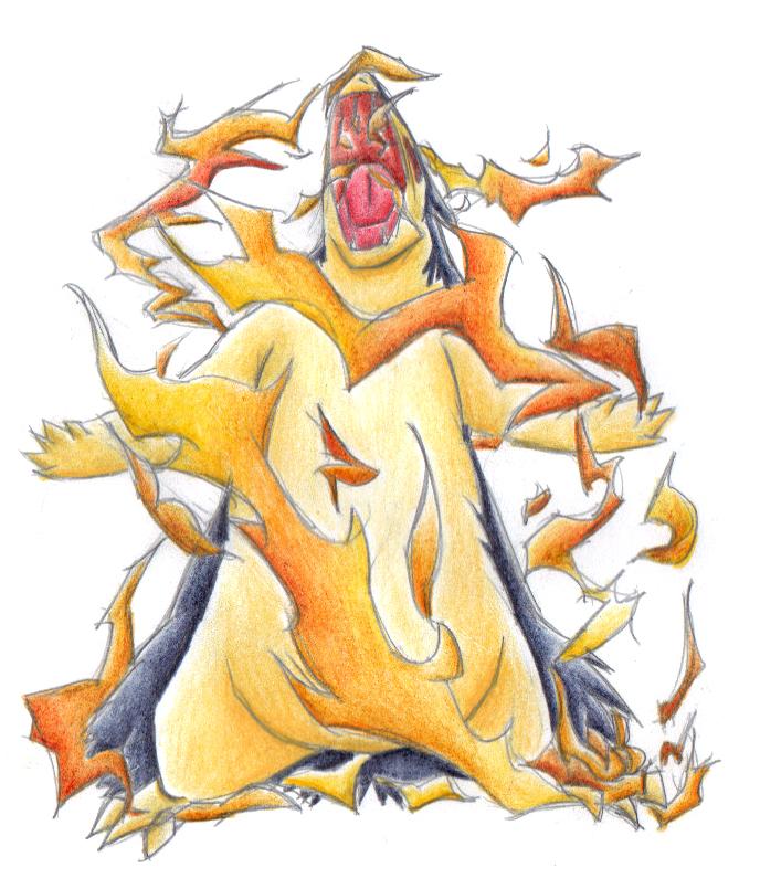 Pokémon-Zeichnung: Auftrag für River_Lugia: Tornupto
