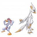 Enteka und Swanjitsu