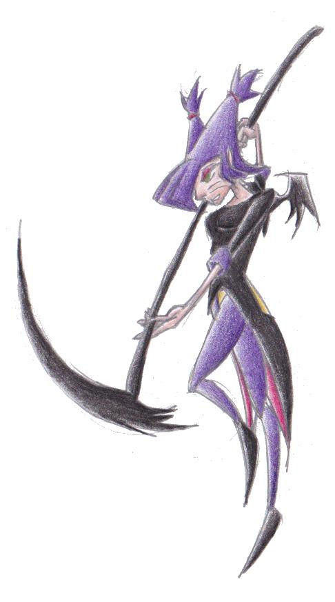 Pokémon-Zeichnung: Felilou - Gijinka