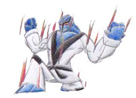 Pokémon-Zeichnung: 045 - Karadonis