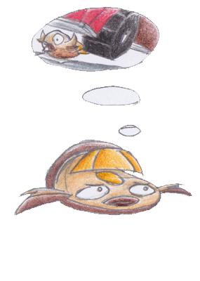 Pokémon-Zeichnung: Flunschlik