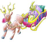 Pokémon-Zeichnung: Weihnachten 2012 Icon