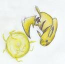 Pokemon Tekken - Pikachu