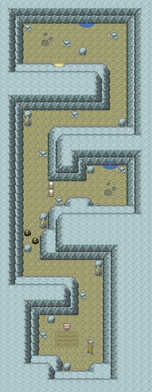 Pokémon-Map: Tragosso-Tunnel