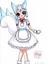 Pachirisu-Girl