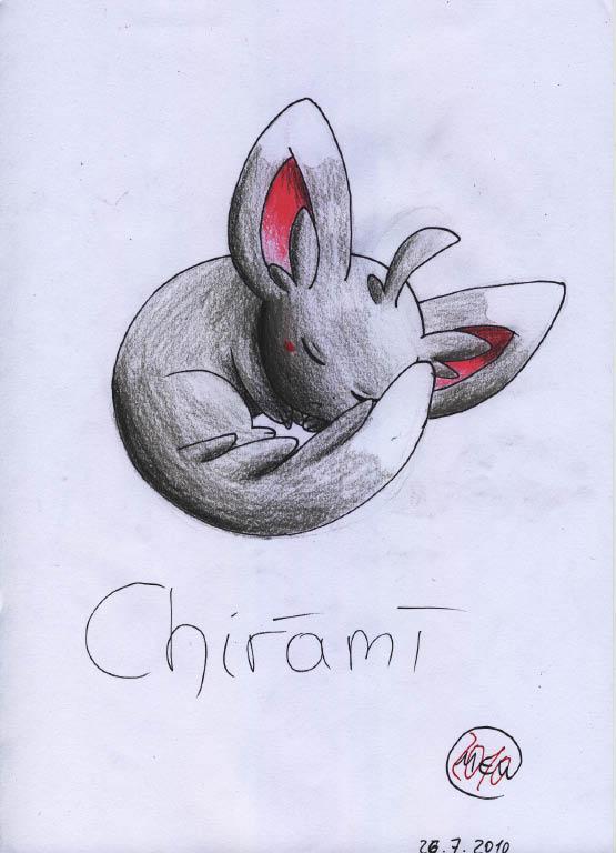 Pokémon-Zeichnung: Chillarmy