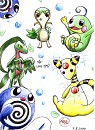 Dein Pokemon Team
