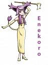 Enekoro-Gijinka