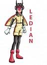 Ledian-Gijinka