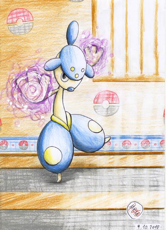 Pokémon-Zeichnung: Osafune