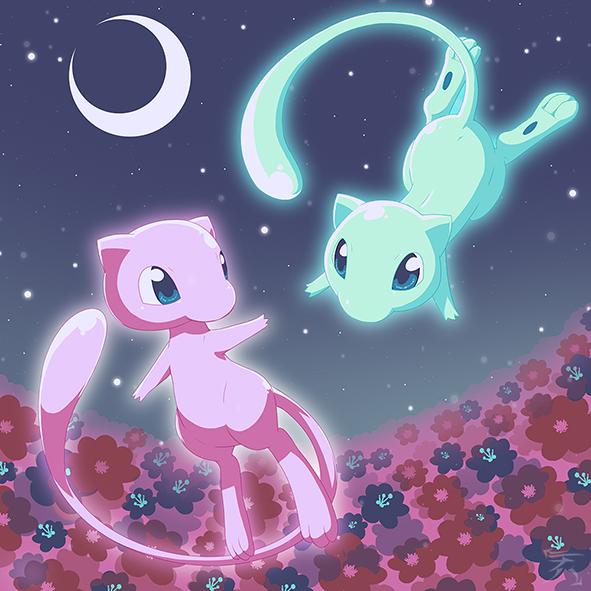 Pokémon-Zeichnung: Sparkle sparkle