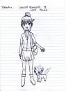 naomi und ihr erstes pokemon, feuka