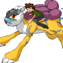 Legy and Raikou