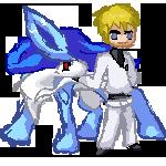 Pokémon-Zeichnung: Auftrag für Raikou 243 (PE)