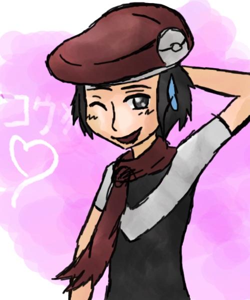 Pokémon-Zeichnung: Kouki Doodle