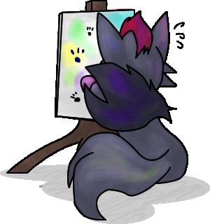 Pokémon-Zeichnung: Fanart