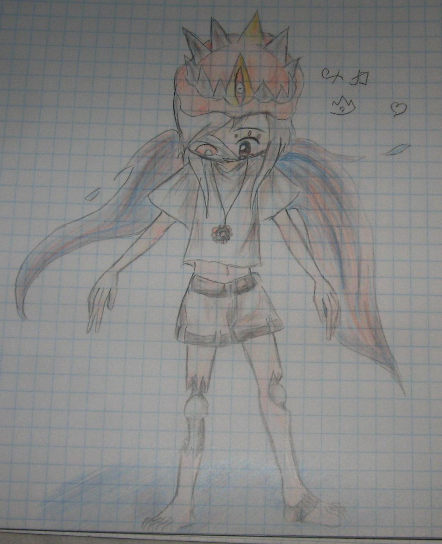 Pokémon-Zeichnung: Beine... Huch?