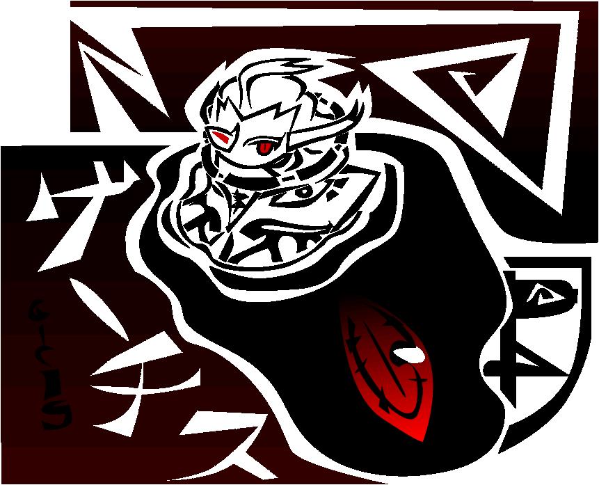Pokémon-Zeichnung: Demon's Eye