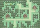 Das kleine Wald Dorf