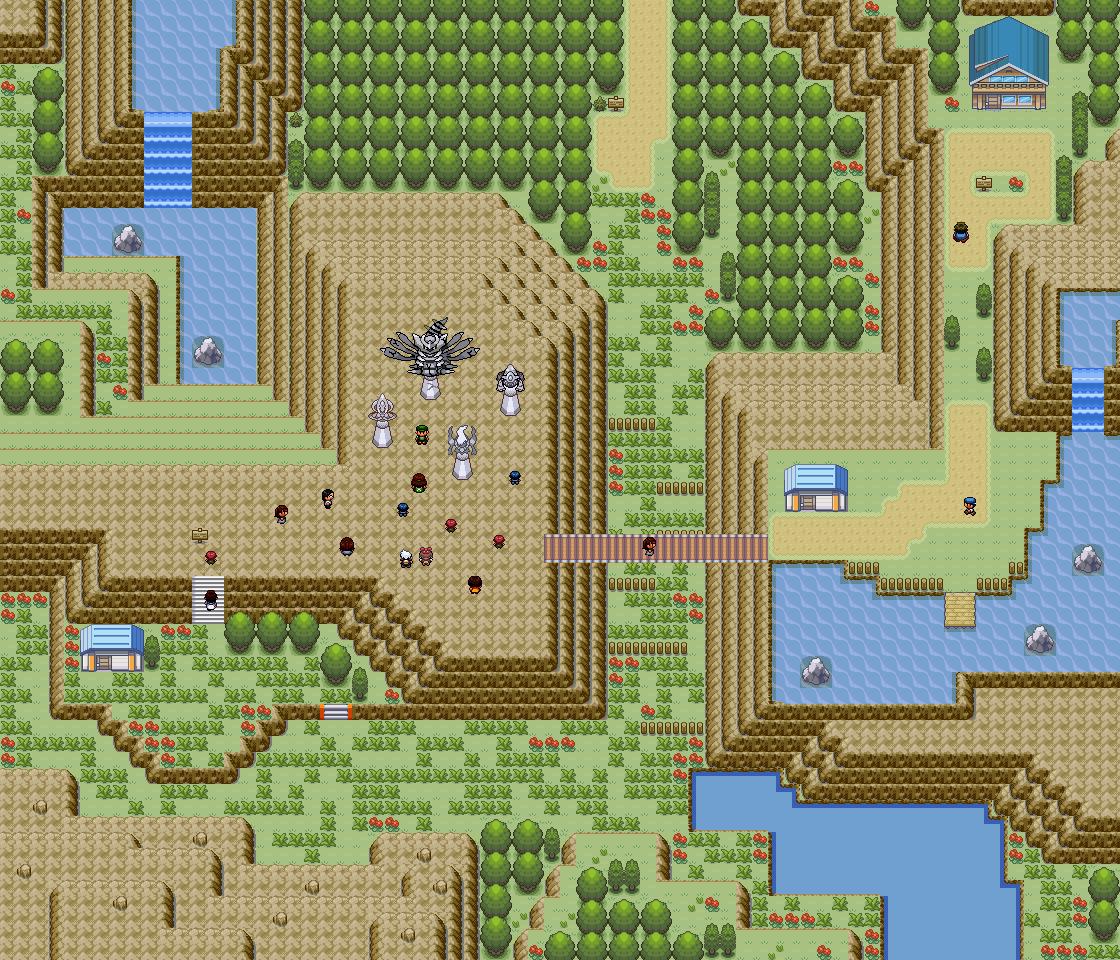 Pokémon-Map: Einreichung 4022