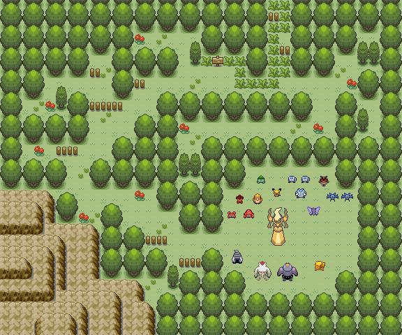 Pokémon-Map: Einreichung 4023