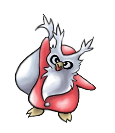 Pokémon-Zeichnung: Botogel Coloration