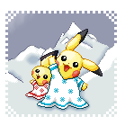 Collage - Pika Family winterlich