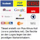 Plakatflächen von diversen Internetseiten, Parteien...