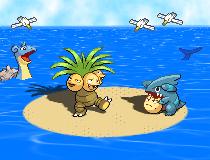 Pokémon-Fanart: Uralte Billigcollage ^^