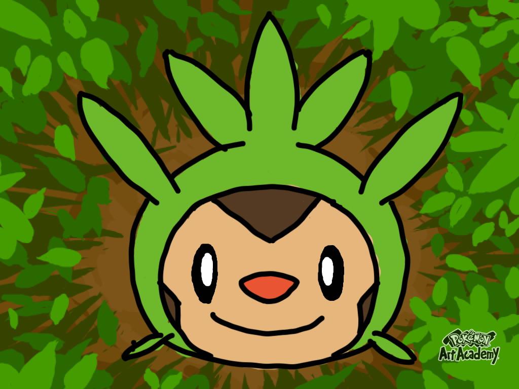 Pokémon-Zeichnung: Versuchsigel