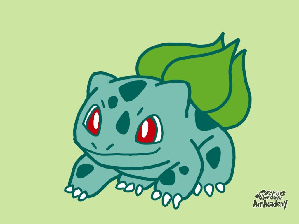 Pokémon-Zeichnung: Bisacademy