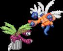Trikephalo-Paradoxon (sauber/schmutzig)