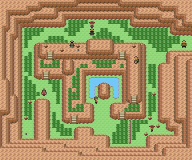 Pokémon-Map: Fail-Ruinental