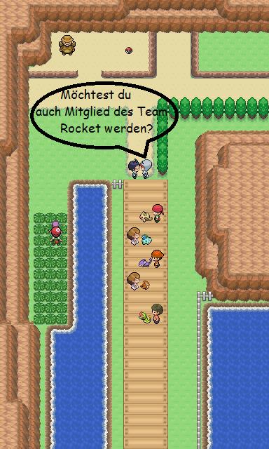 Pokémon-Map: Nuggetbridge
