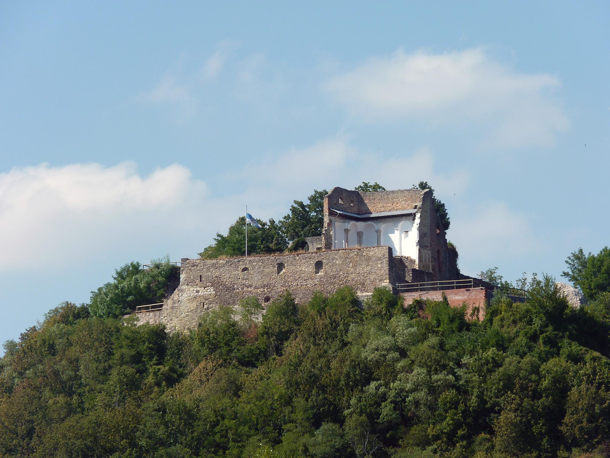 Foto: Foto der Woche #011: Burgruine