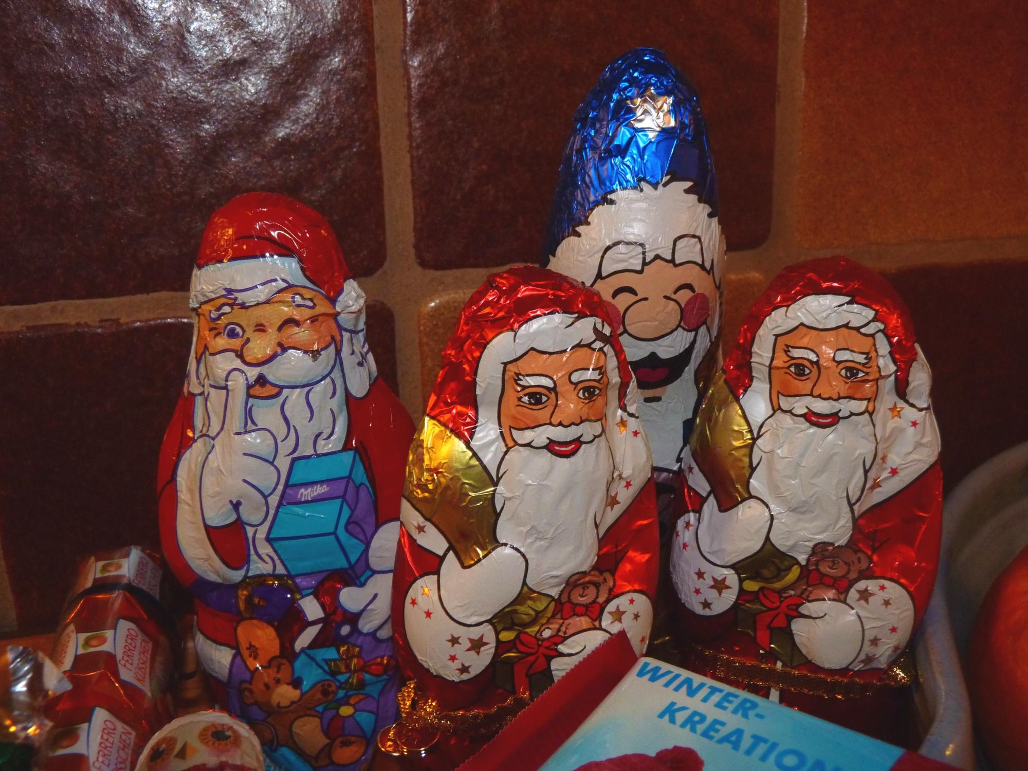 Foto: Foto der Woche #031: Weihnachtsmann-Familie