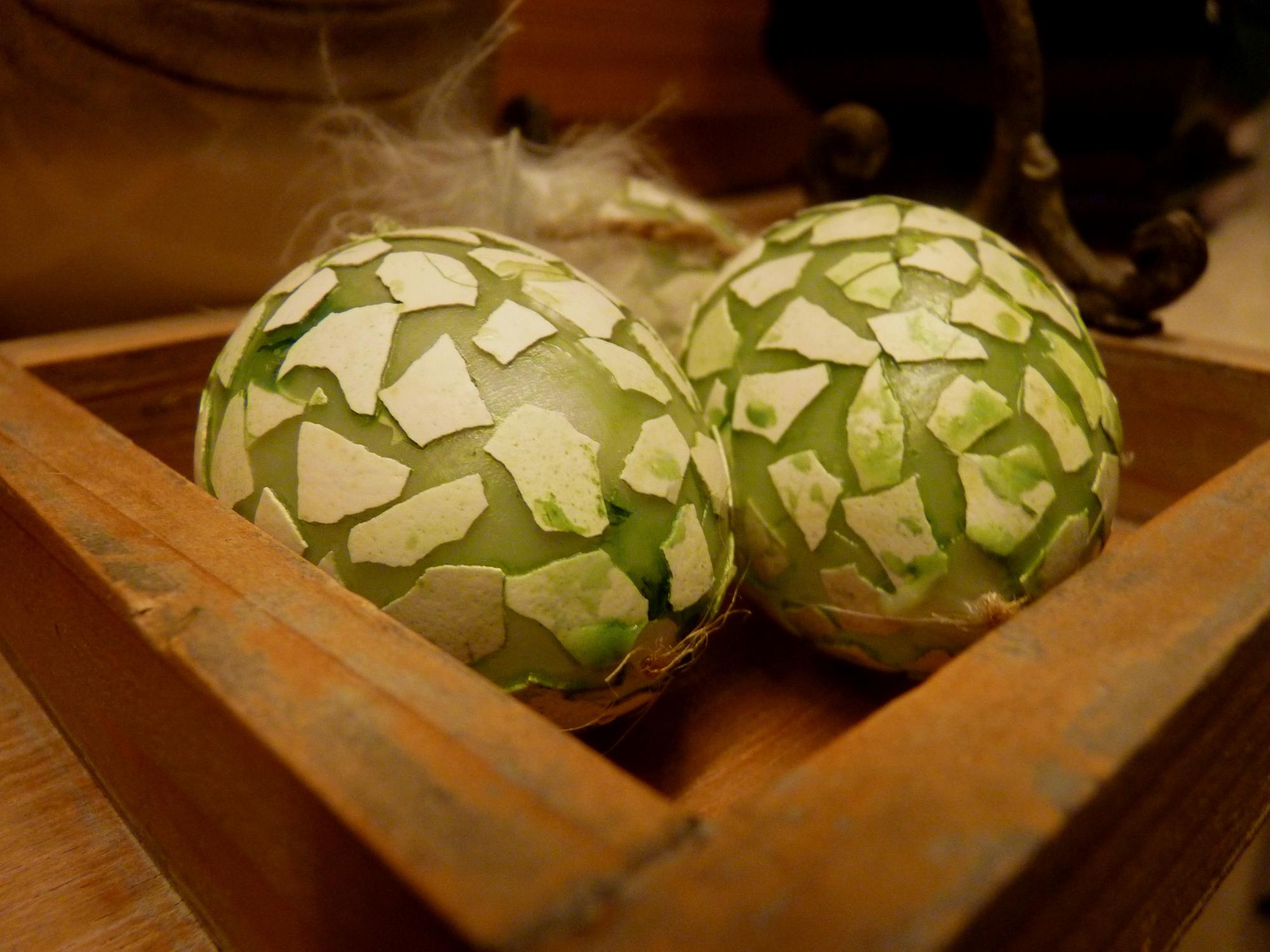 Foto: Foto der Woche #042: Eier, die Erste