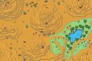 kleine Oase in der Wüste