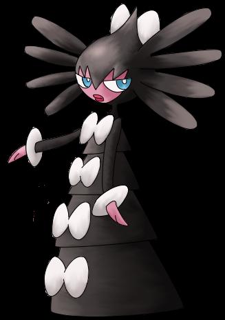 Pokémon-Zeichnung: Gochiruzeru