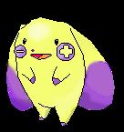 Pokémon-Zeichnung: Neutrin