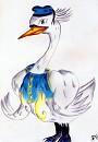 Donald Swana Duck