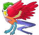 Fantasyvogel Scratch