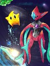 Deoxys im All