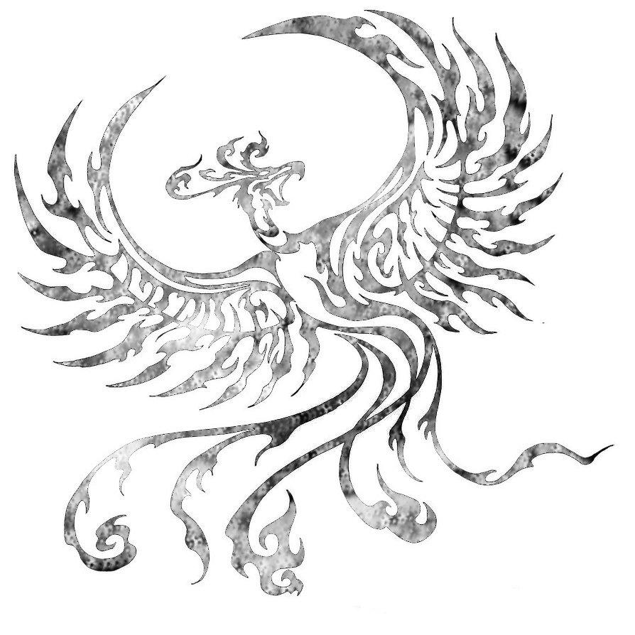 Pokémon-Zeichnung: Silver ho-oh