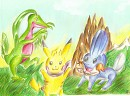Für hydra pokemon mystery dungeon