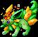 Pokémon-Sprite: Blumara